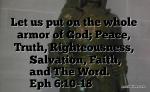 Mighty Warriors Of God