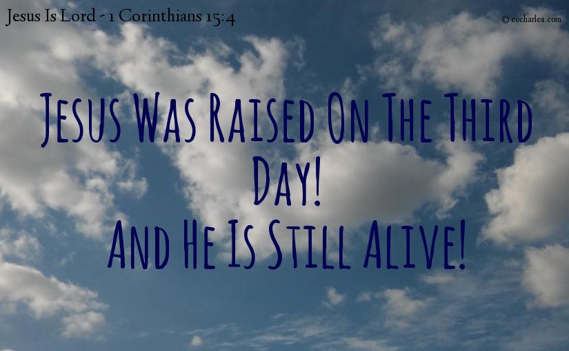 Resurrection, The Exceeding Power Of God