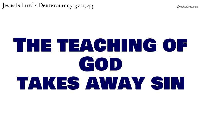 The Teaching Of God