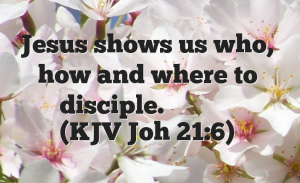 Jesus shows us how to grow the kingdom of God.
