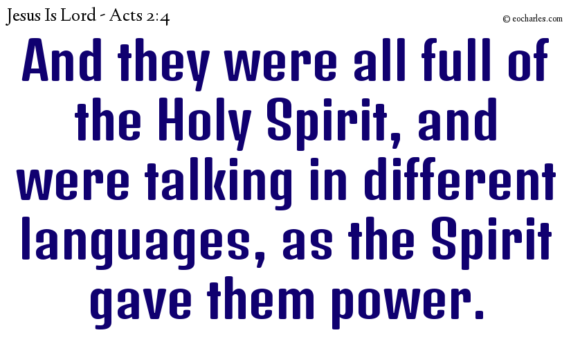 Witnessing by the Holy Spirit