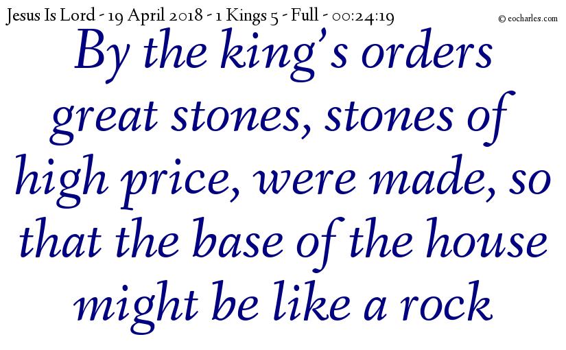Great Stones