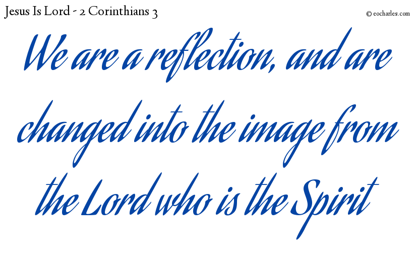 Ministers of Christ, images of the Lord.
