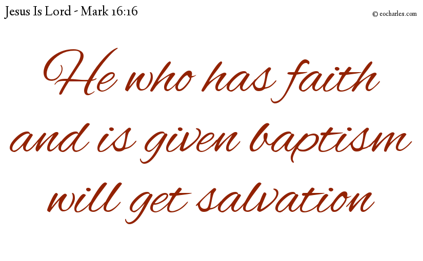 Salvation, the exceeding power of God
