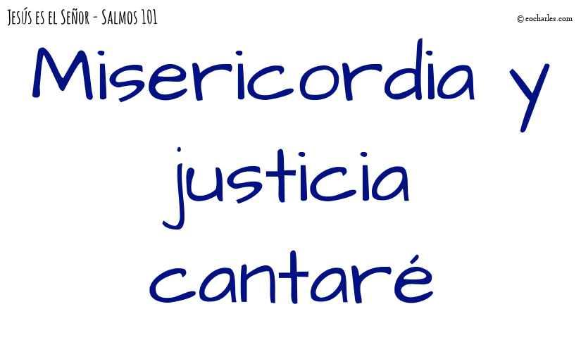 Misericordia y justicia
