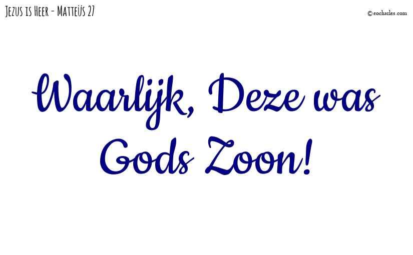 Gods Zoon