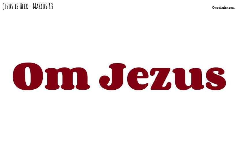 Om Jezus