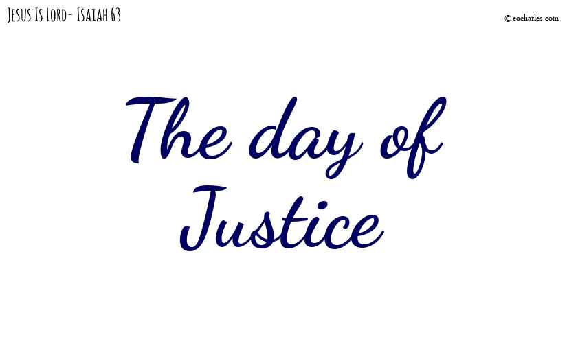 The day of Justice