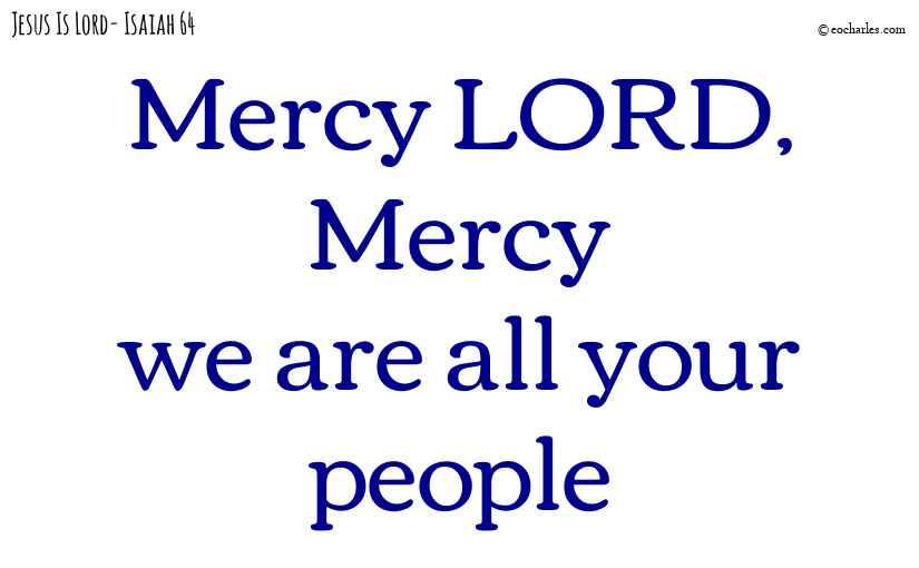 Mercy LORD, Mercy
