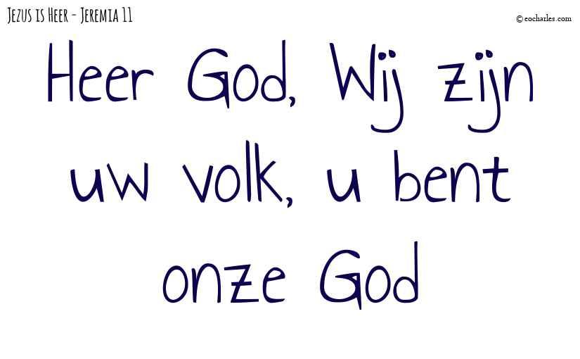 Heer God