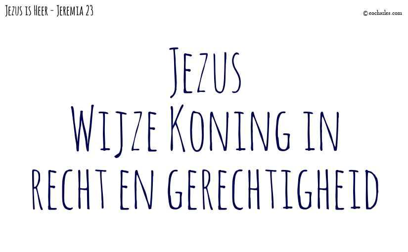 Jezus, Wijze Koning