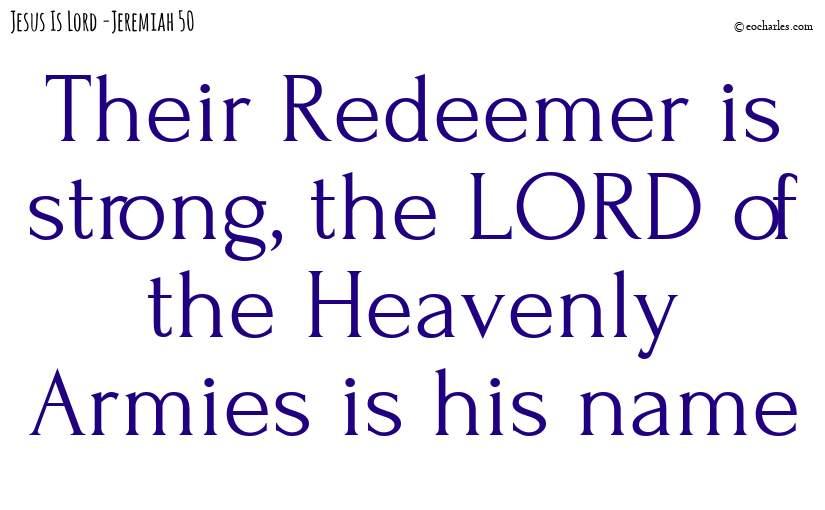 Their Redeemer