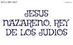 JESUCRISTO, EL REY
