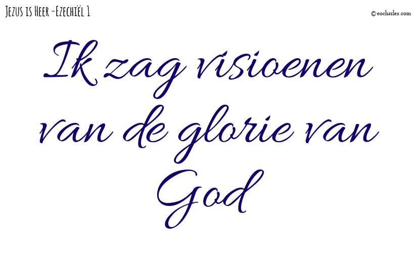 Visioenen van de glorie van God