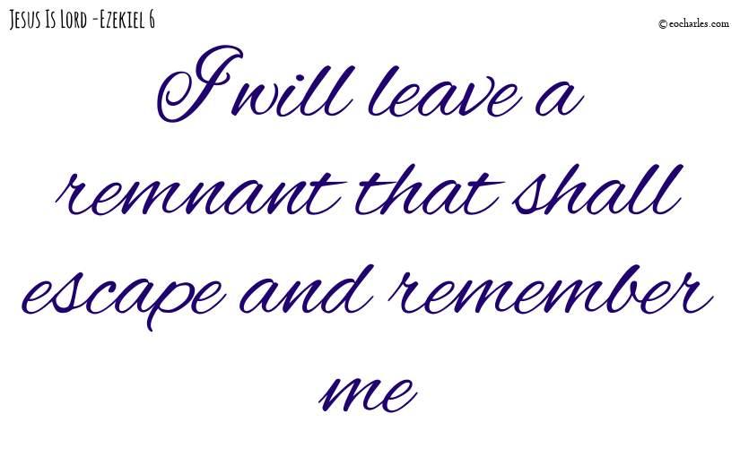 A remnant