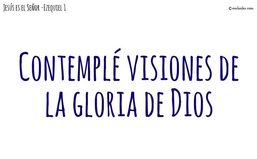 Visiones de la gloria de Dios